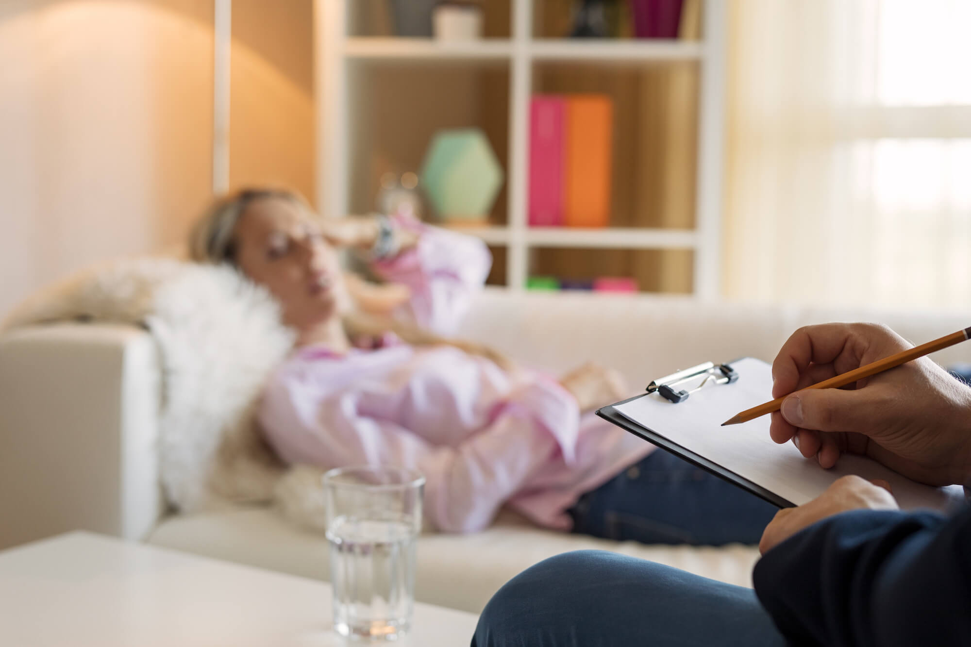 Hypnotherapie behandeling Praktijk Het Pad